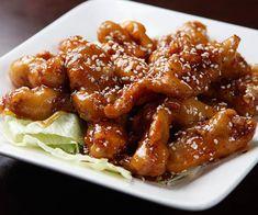 Helathier General Tso's Chicken