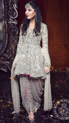 Elan Pakistani couture Patiala