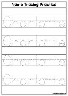 custom name tracing worksheet download create custom printables worksheets classrooms. Black Bedroom Furniture Sets. Home Design Ideas