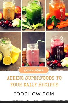 7 Superfood Powders – So Much Nourishment From One Little Scoop - Health and wellness: What comes naturally Superfood Recipes, Smoothie Recipes, Healthy Smoothies, Holistic Nutrition, Health And Wellness, Nutrition Tips, Wellness Tips, Foods For Anxiety, Green Superfood