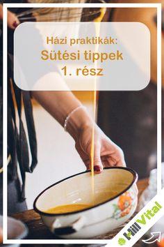 Az élesztő, amellyel a tésztát készítjük, mindig friss és jó illatú legyen, ezért mindig ellenőrizzük sütés előtt a minőségét. Ahhoz, hogy a tészta jól megkeljen, a lisztet feltétlenül át kell szitálni. A tészta gyúrásánál és kelesztésénél kerüljük a hideg levegőt, lehetőleg legyen meleg a konyhában. Amikor kelt tésztát készítünk, minden hozzávaló szobahőmérsékletű legyen, ellenkező esetben nehezebben kel meg a tészta. Diy Food, Bakery, Cookies, Recipes, Crack Crackers, Bakery Business, Cookie Recipes, Recipies, Ripped Recipes