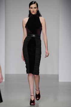 Emilio de la Morena Fall 2014 Ready-to-Wear Collection Slideshow on Style.com