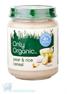 Organic delicious baby FOOD from New Zealand