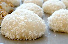 Perles de coco aux cacahuètes - Rappelle toi des mets