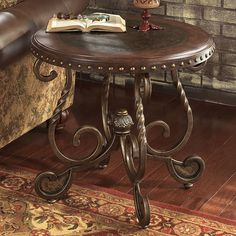 Signature Design by Ashley Rafferty End Table