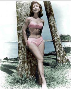 Bathing Beauties: Barbara Eden