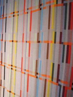 Wallace Sewell LU150 fabric Textiles, Textile Patterns, Color Patterns, Print Patterns, Textile Texture, Textile Fiber Art, Color Crafts, Scottish Tartans, Rug Hooking