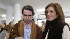 Aznar: No quiero que vuelva a gobernar la izquierda. Ni con coleta ni sin coleta #aznar #españa #spain  #politica  #corrupcion  #guerra #crimenesdeguerra #irak #pp