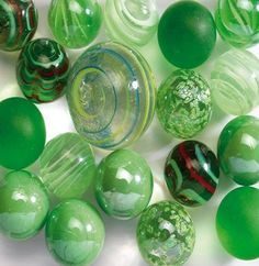 Green Marbles. ❣Julianne McPeters❣ no pin limits