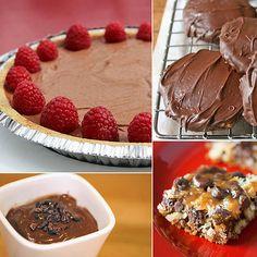 Vegan Chocolate Dessert Recipes