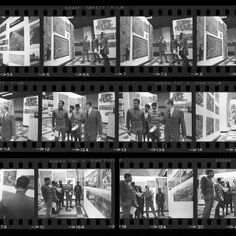 Photography and the City | Eames Office Students visit an #Eames exhibition
