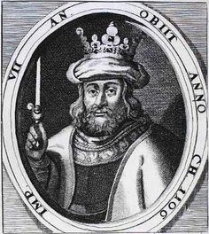 Eric I Evergood succeeded his brother to the throne in 1095, the fourth son of Sweyn to become king of Denmark. Soon after Eric became king the famine ceased and the people of Denmark saw it as a sign from God that Eric was the rightful king of Denmark. He was well liked by the people and made an effort to speak to the people of his country at their homesteads. He died during a pilgrimage to the Holy Land.