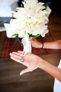 Bouquet Locket