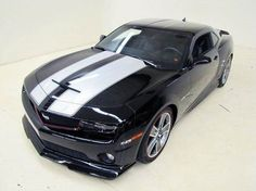 AutoTrader Classics - 2010 Chevrolet Camaro Black Manual | Muscle & Pony Cars | Concord, NC