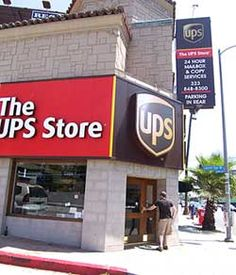 The UPS Store Sunset - Review - Mail With a Smile!   Splash Magazines   Los Angeles