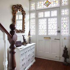 Flur Diele Wohnideen Möbel Dekoration Decoration Living Idea Interiors home corridor - Flur mit Stilelementen