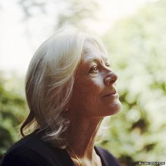 Vanessa Redgrave by Jillian Edelstein  Extremely beautiful and lovely.