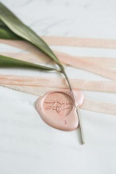 2. Seal it With a Dreamy Rose Detail - How to Pull Off Blush and Bashful If You're A Modern Day Steel Magnolia - Southernliving. It's all in the details, and a rose-colored wax seal is a flawless and refined finishing touch. See more on Pinterest.