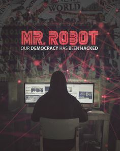 Mr. Robot || Poster by TxsDesign