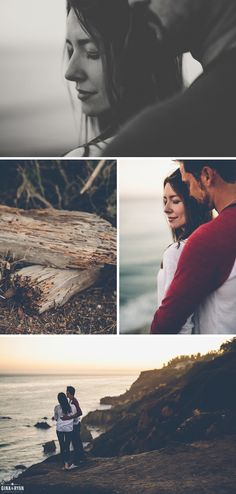 Beach+Bluff+Coastal+Engagement+Session+Photos+El+Matador+