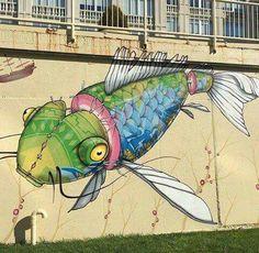 Flying fish by Binho Ribeiro DOPE!