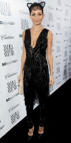 Nicole Richie at Who What Wear's 50 Style Stars Event