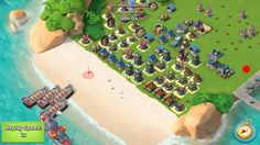 Boom Beach : Defending Base : Hammerman : Stage 4 (6 March 2016)
