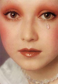 ♥ Madame Turbante - All things retro, Makeup Artist and Turban Lady ♥ - Makeup Inspo, Makeup Art, Beauty Makeup, Eye Makeup, Hair Makeup, Vintage Makeup, Vintage Beauty, Retro Makeup, 1970s Makeup