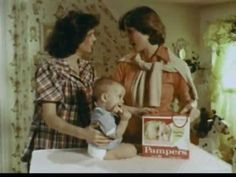 1000 Images About P Amp G Pampers Diaper Commercial Archive