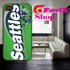 Seattle Skittle Seahawk case iphone 4/4s, iphone 5/5s/5c, galaxy s3/s4