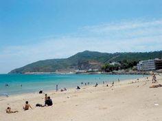 La plage de M'diq
