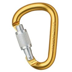 Petzl Attache Carabiner (for rock climbing) | Compact, lightweight and easy to handle | at www.weighmyrack.com