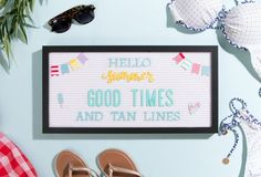 The Best Letterboard Accessories. Do you love using your letter board for decor? I'm going to share ideas and inspiration for how to add special details to your board! Everything from fancy letters to Heidi Swapp icons to felt flowers to a wedding cake to Christmas trees. You will love all of these ideas for jazzing up your board!