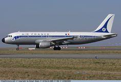Air France - Airbus A320 - F-GFKJ - Paris Charles de Gaulle Airport