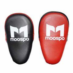 Moospo Original Genuine Boxing Punching Striking Focus Pads Paddles Mitt 2 Pcs