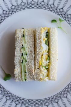 A recipe for two kinds of tea sandwiches for afternoon tea inspired by the television series and movie, Downton Abbey. Gourmet Recipes, Healthy Recipes, Afternoon Tea Parties, Afternoon Tea Recipes, Cream Tea, Tea Sandwiches, Meals For Two, Downton Abbey, High Tea