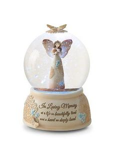 Snow Globes 156890: Your Way Memorial In Loving Memory Musical Water Globe 100Mm, New -> BUY IT NOW ONLY: $44.43 on eBay!