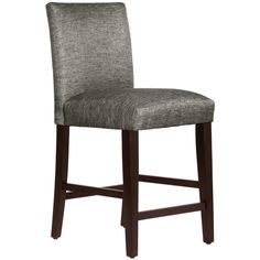 Skyline Furniture Uptown Counter Stool in Groupie Peppercorn | Overstock.com Shopping - The Best Deals on Bar Stools