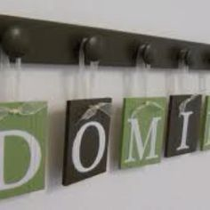 I wanna make this for his nursery