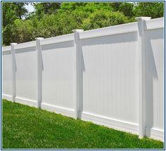 Corking 6 Fence Panels