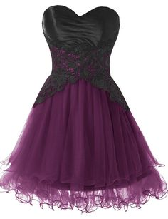 Dresstore Women's Sweetheart Bridesmaid Short Lace Prom Party Homecoming Dress >>> This is an Amazon Affiliate link. You can get additional details at the image link.