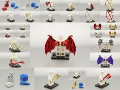 Lego, City, Earrings, Jewelry, Ear Rings, Jewellery Making, Legos, Stud Earrings, Jewerly