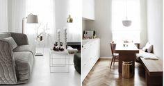 Los detalles de una casa minimalista, ¡menos es más!