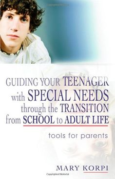 Guiding Your Teenager with Special Needs through the Transition from School to Adult Life: Tools for Parents by Mary Korpi http://www.amazon.co.uk/dp/1843108747/ref=cm_sw_r_pi_dp_QMKsvb1F4VN0A