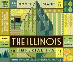 mybeerbuzz.com - Bringing Good Beers & Good People Together...: Goose Island - The Illinois Imperial IPA Returns W...