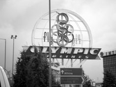 Olympic Airlines ~ Στο τέλος του δρόμου Olympic Airlines, Olympics, Transportation, Greece, Aviation, Nostalgia, The Past, Explore, History