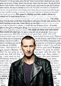 Doctor Who I love Nine. <3