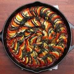 Get Down With Your Fancy Self And Make This Delicious Ratatouille
