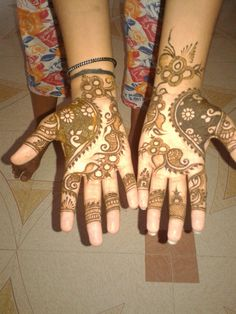 Ohh manisha design