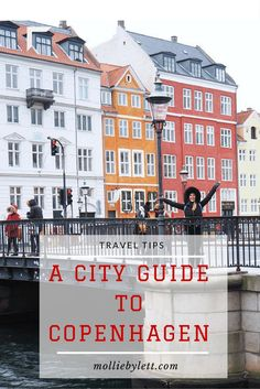 A city Guide to spending 3 days in Copenhagen during the Winter months. Photo: Nyhavn, Denmark